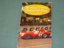 STARTING GRID TO CHEQUERED FLAG. Frere. (Paperback)